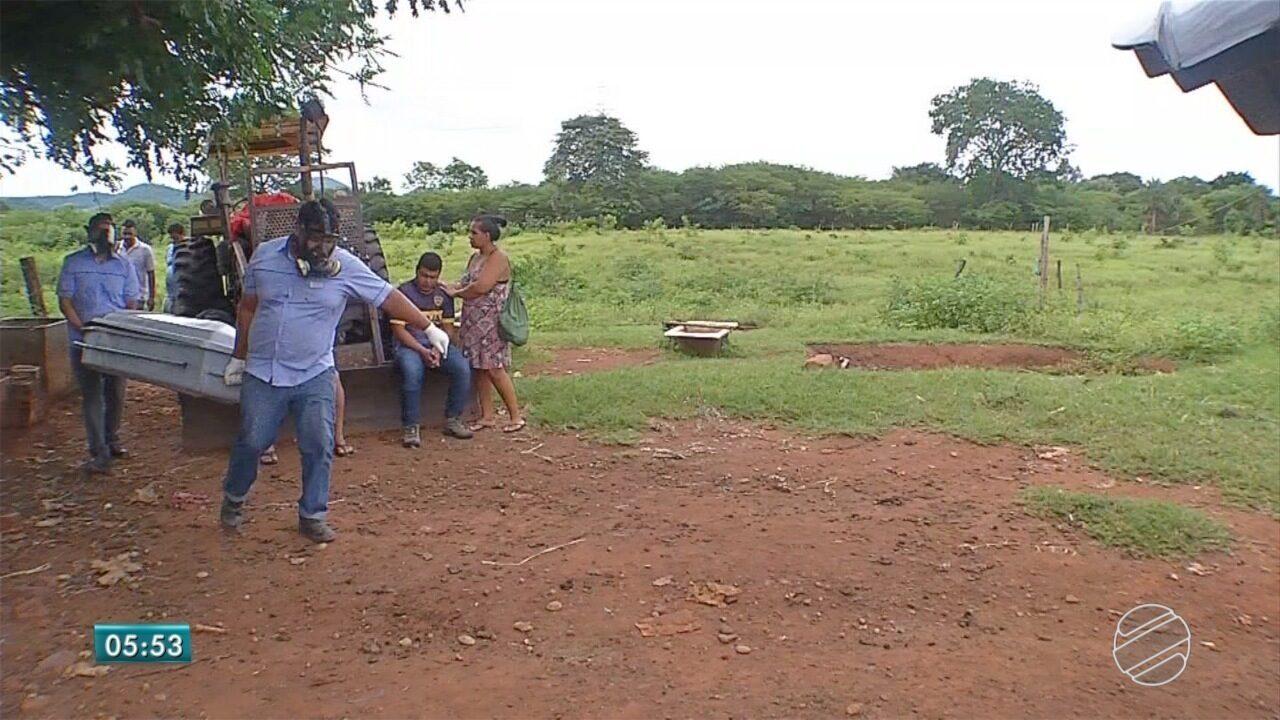Polícia investiga morte de dois homens em sítio de Corumbá