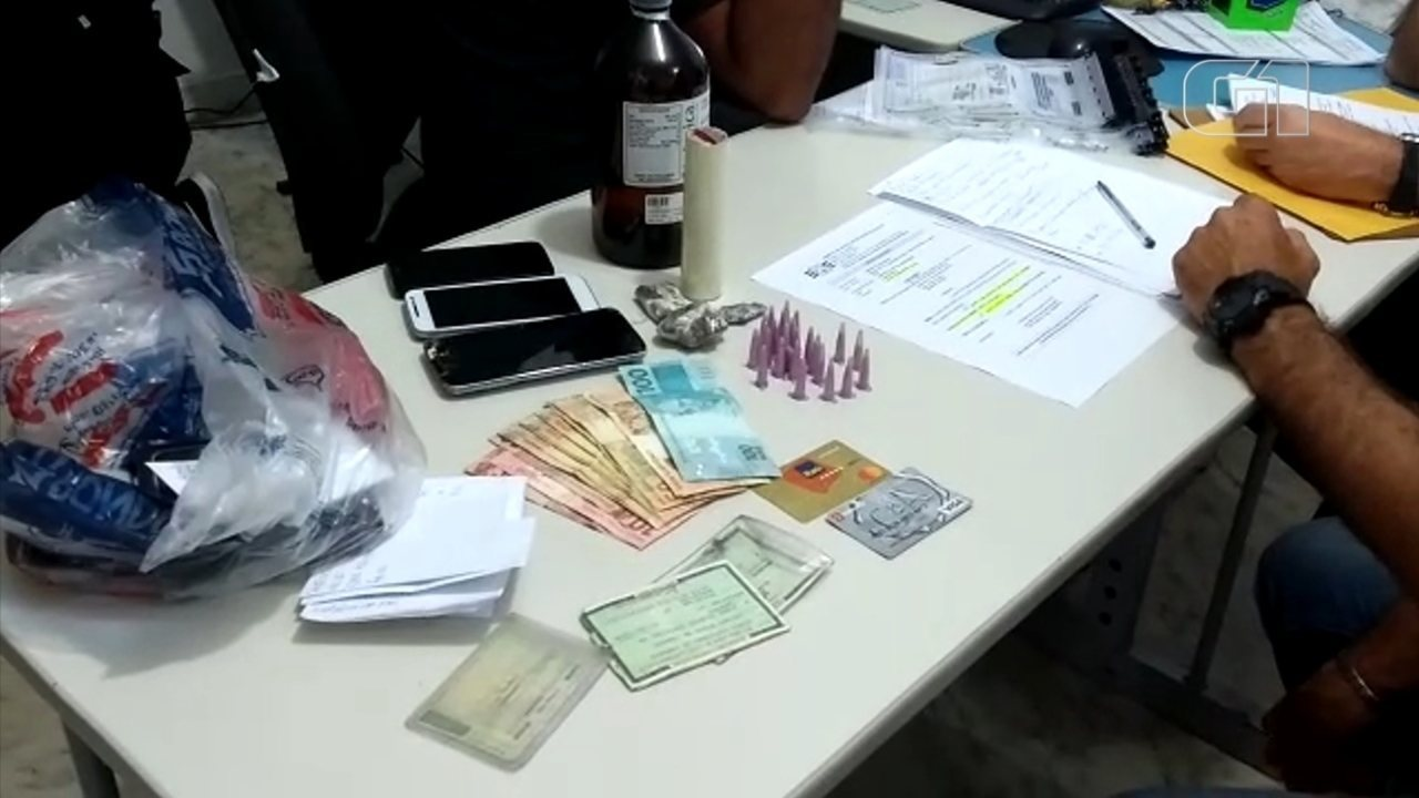 Polícia Civil faz operação contra o tráfico de drogas em Araçatuba