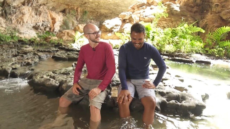 Pablo se aventura pelo semiárido baiano em busca de paisagens pouco conhecidas