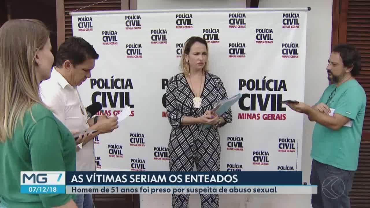 Caminhoneiro negou crimes em depoimento à Polícia Civil