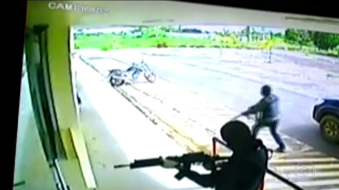 Pará vive onda de assaltos a bancos: 21 em 2018, segundo a polícia