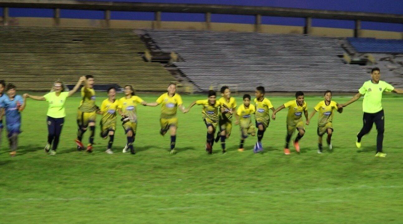 O que os destaques da Escolinha do Boca Juniors falam sobre a Libertadores?