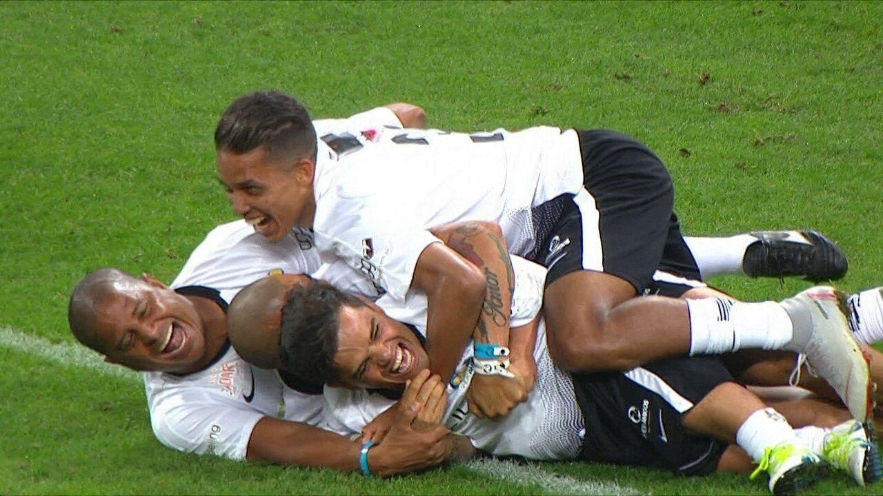 Os gols de Libertadores 2012 12 x 8 Amigos de Sheik