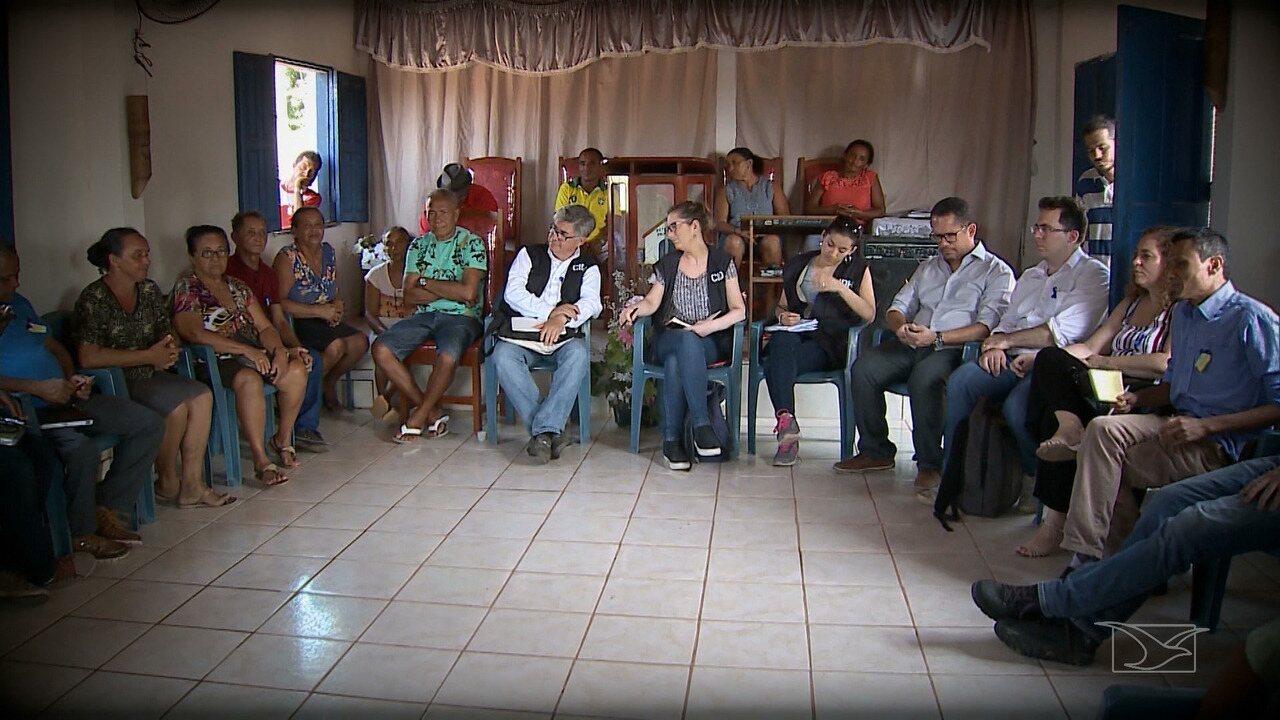 Inspeções garantem o cumprimento dos direitos das comunidades quilombolas em Alcântara