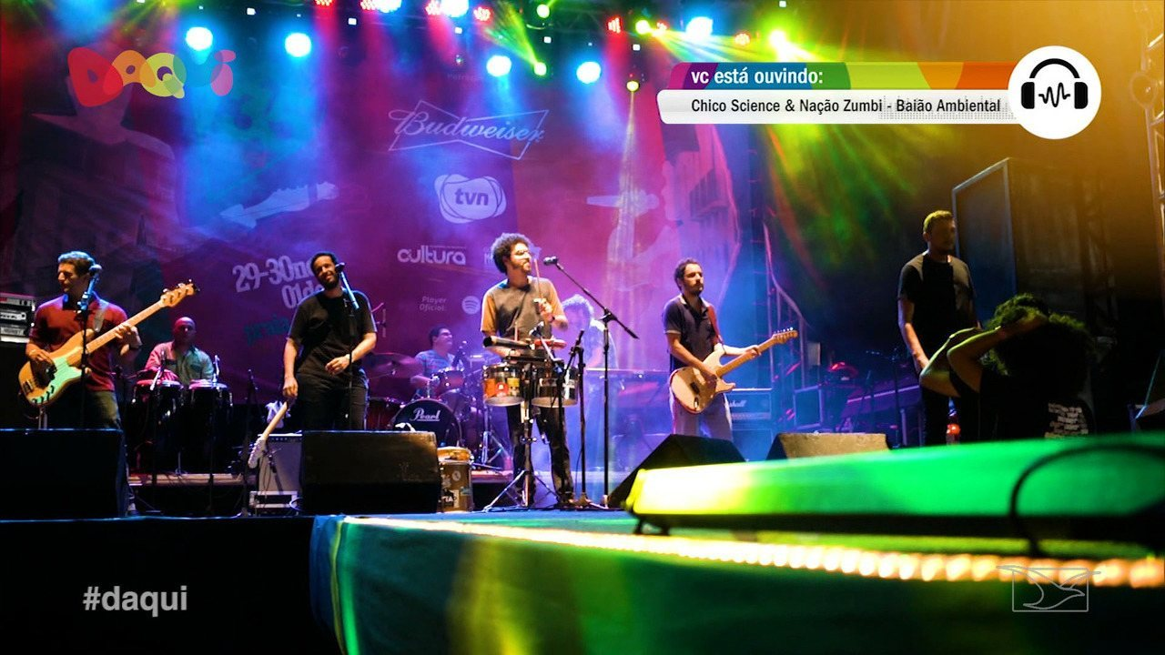 Festival BR-135 mostra diversidade musical no Maranhão