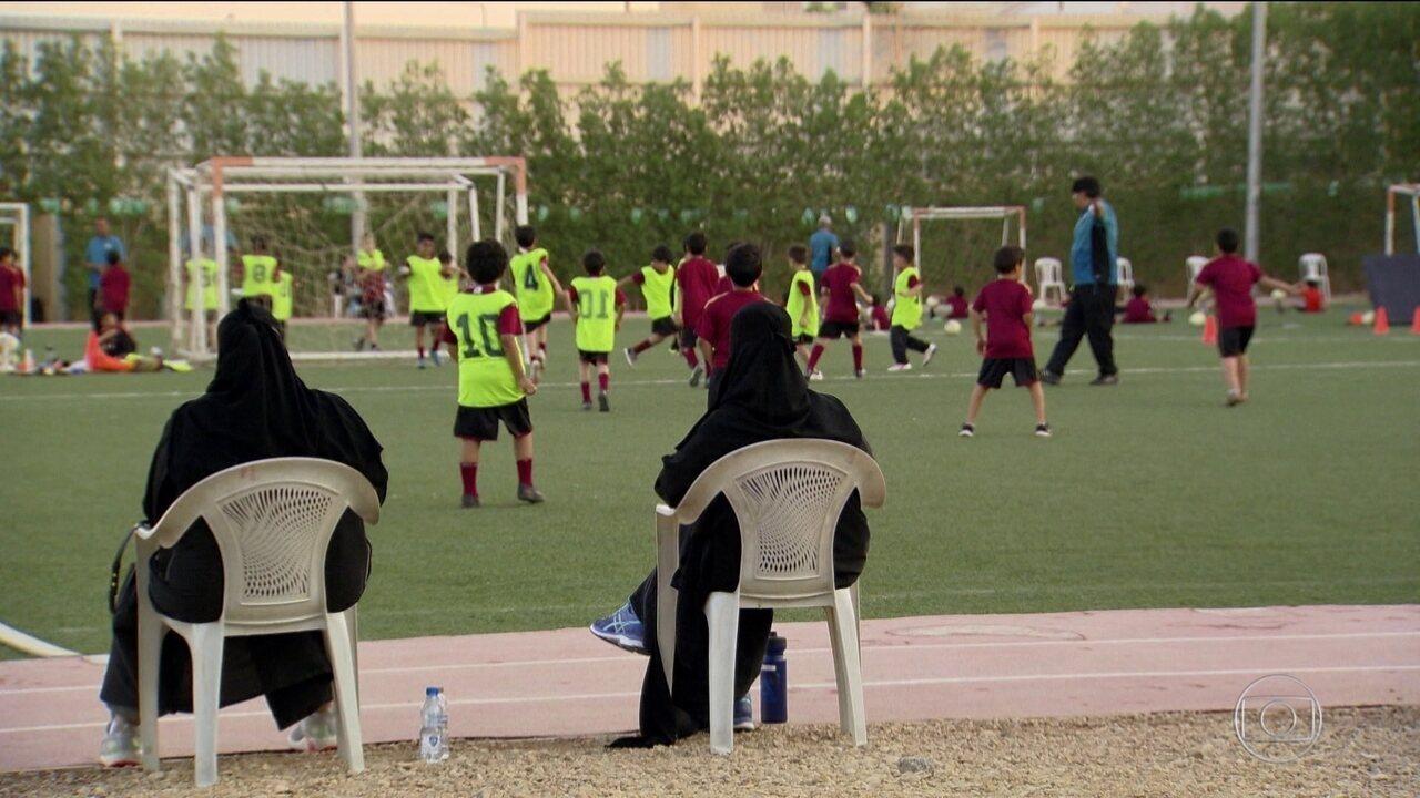A Copa no deserto  Marcos Uchôa mostra como funciona o futebol na Arábia  Saudita ec33380537142