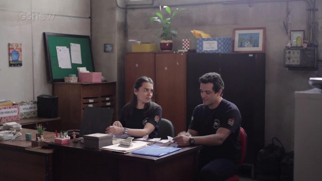 Elenco revela bastidores da segunda temporada de 'Carcereiros'