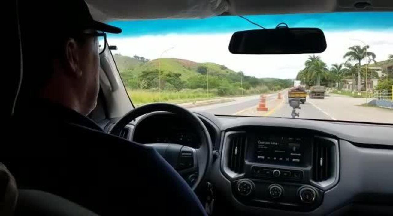 #Partiupraia: Auxiliar técnico relembra cobertura da chuva em Rio Casca, há um ano
