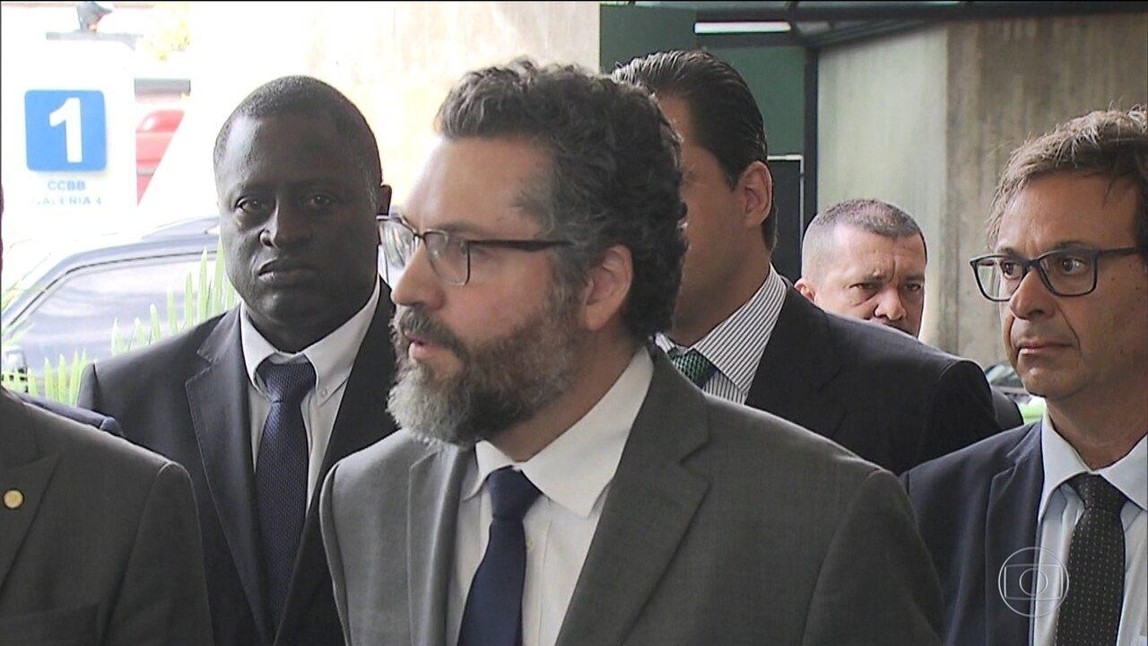 Futuro chanceler afirma que Brasil vai sair do pacto da ONU sobre migração
