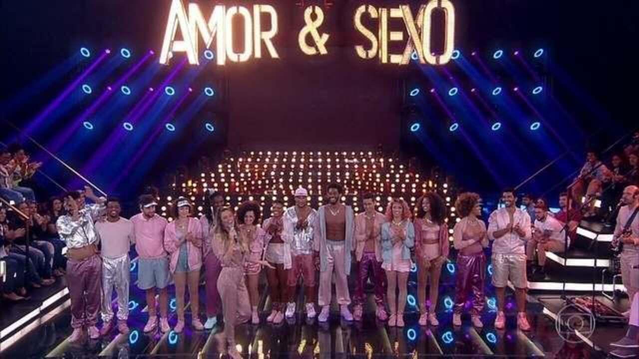 Programa de 11/12/2018 - No último programa da temporada, Fernanda Lima e jurados fazem um balanço e relembram momentos do 'Amor & Sexo'
