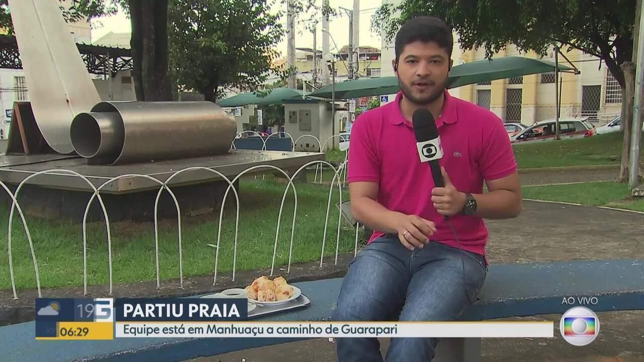 Série #partiupraia chega a Manhuaçu
