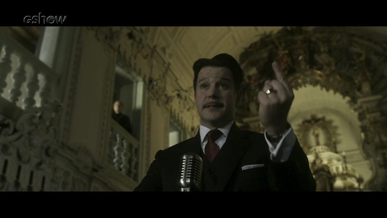Murilo Benício fala sobre seu personagem em 'Se Eu Fechar os Olhos Agora'