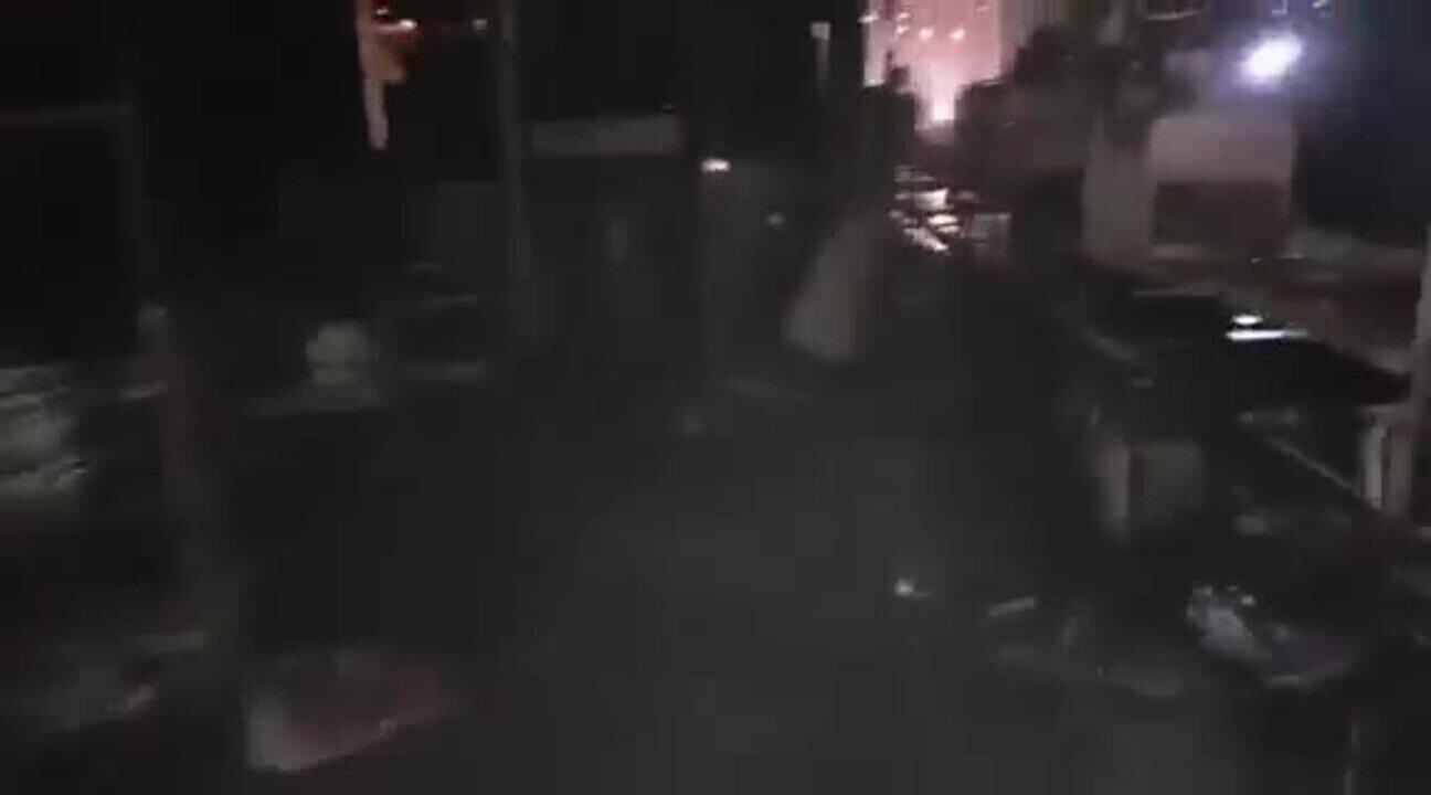 684e16d24 Fábrica de espumas pega fogo em Nova Serrana- Imagens cedidas pelo Corpo de  Bombeiros