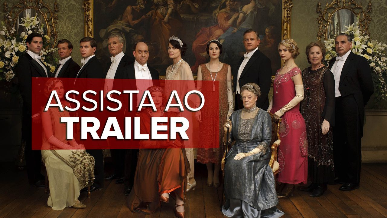 Downton Abbey, o filme: veja trailer