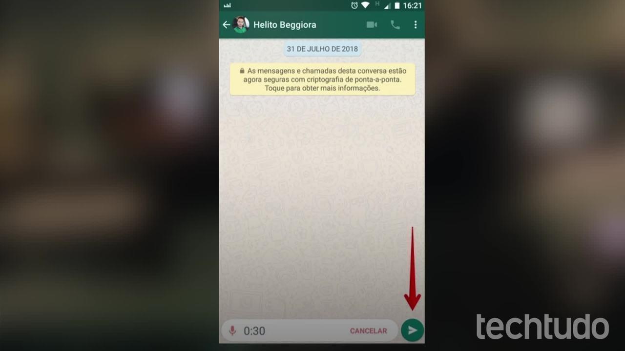 Como Gravar áudio No Whatsapp Escutando Música