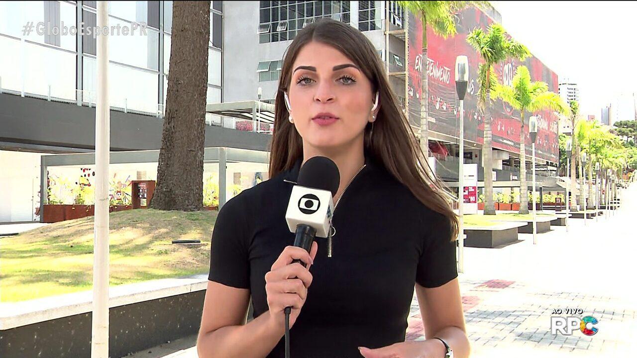 Pablo Se Despede Do Athletico E Vai Defender O São Paulo Em 2019
