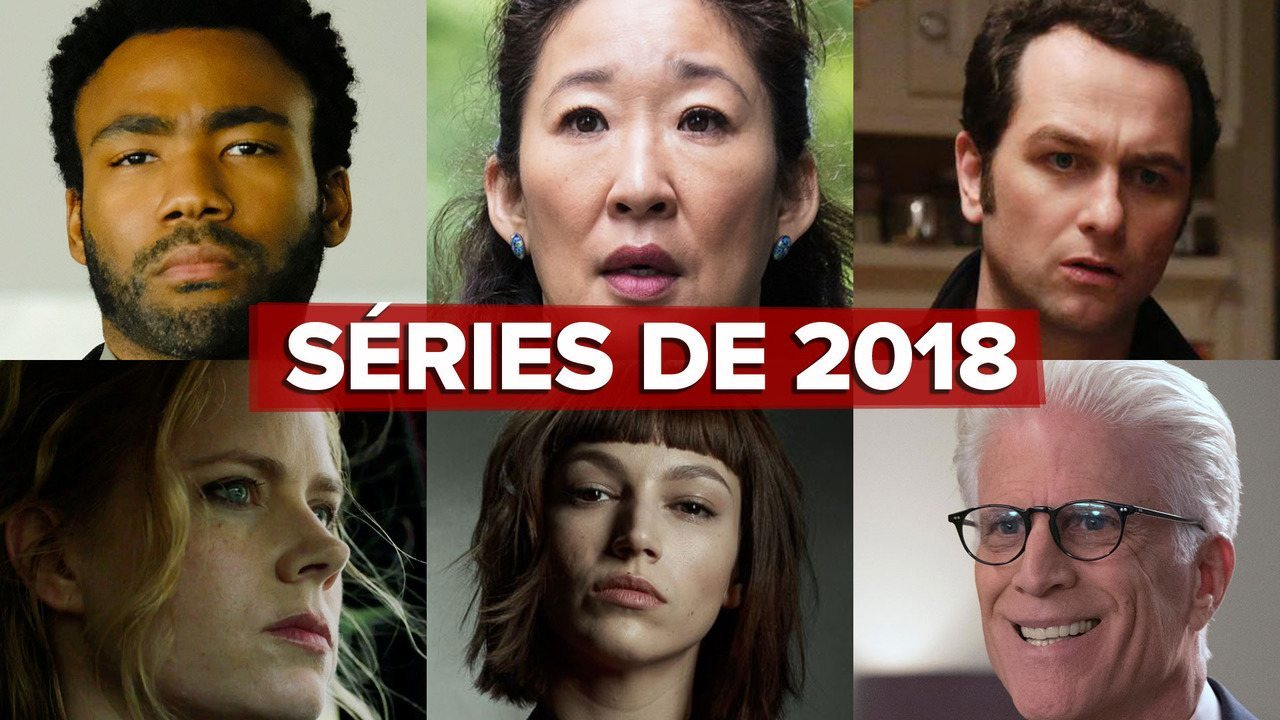 As 10 séries que marcaram 2018