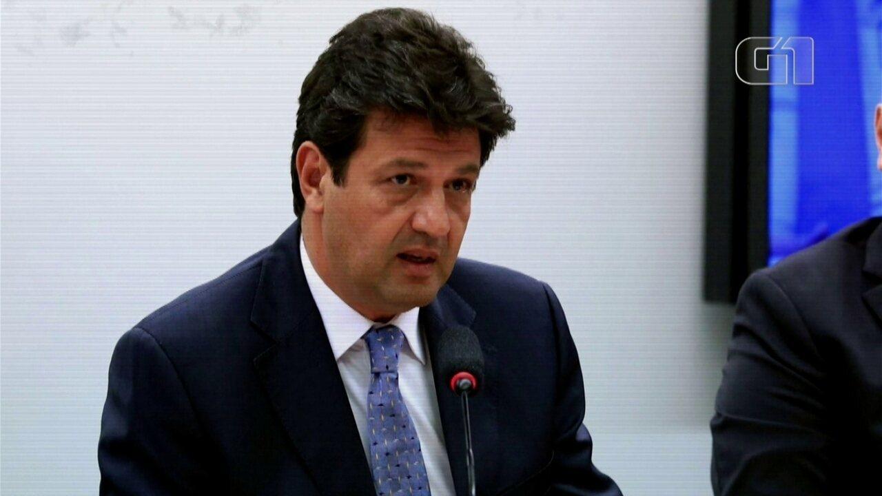 Ministros de Bolsonaro: Luiz Henrique Mandetta