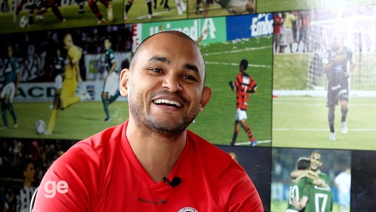 32f7217b03 Washington relembra jogo em que Ceará tirou o Flamengo na Copa do Brasil