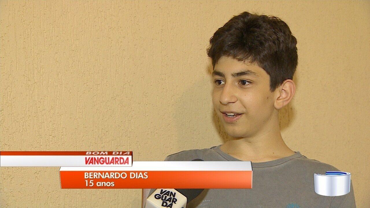 Adolescente de 15 anos é aprovado no vestibular do ITA