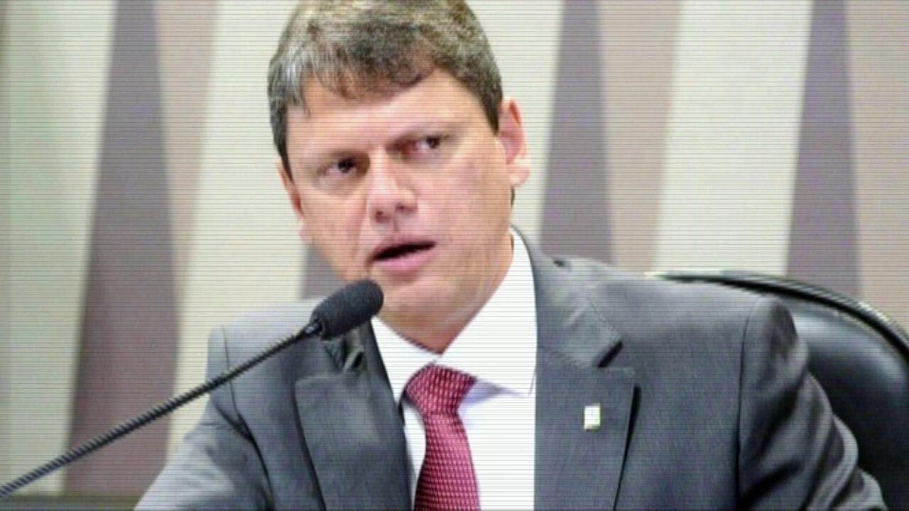 Ministros de Bolsonaro: Tarcísio Gomes de Freitas
