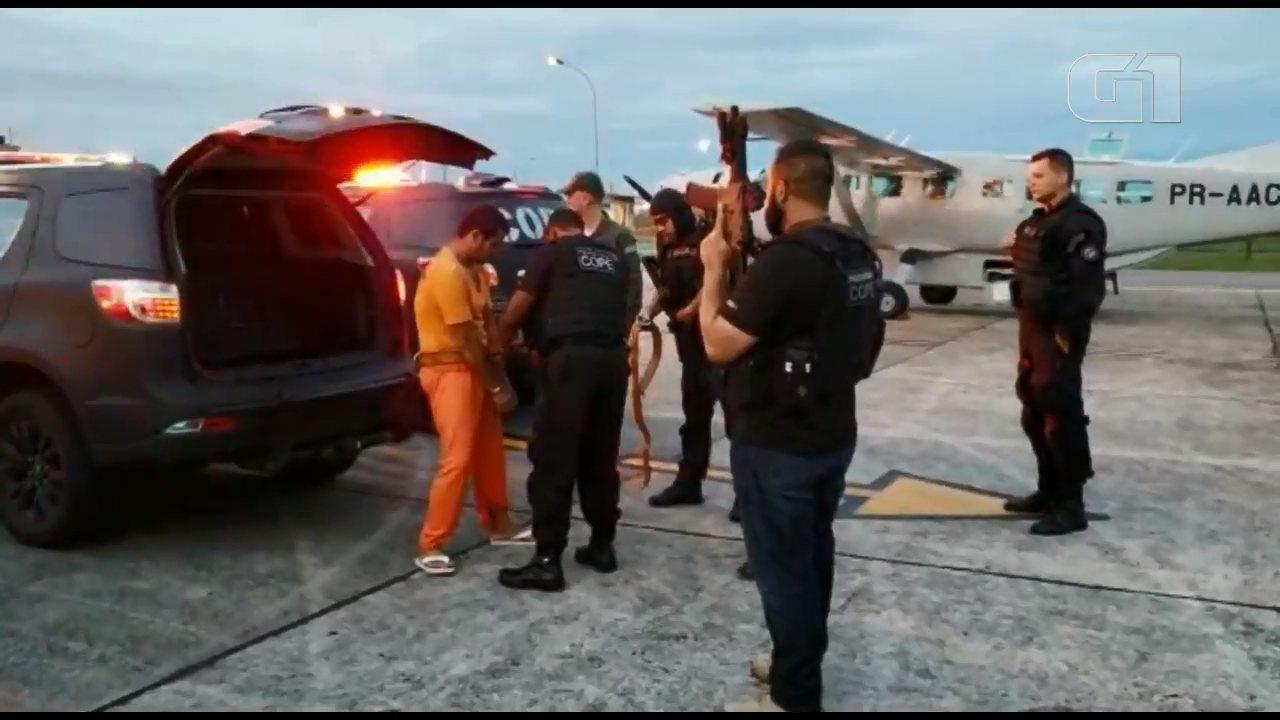 Detentos são transferidos após suspeita de tentativa de resgate em Penitenciária