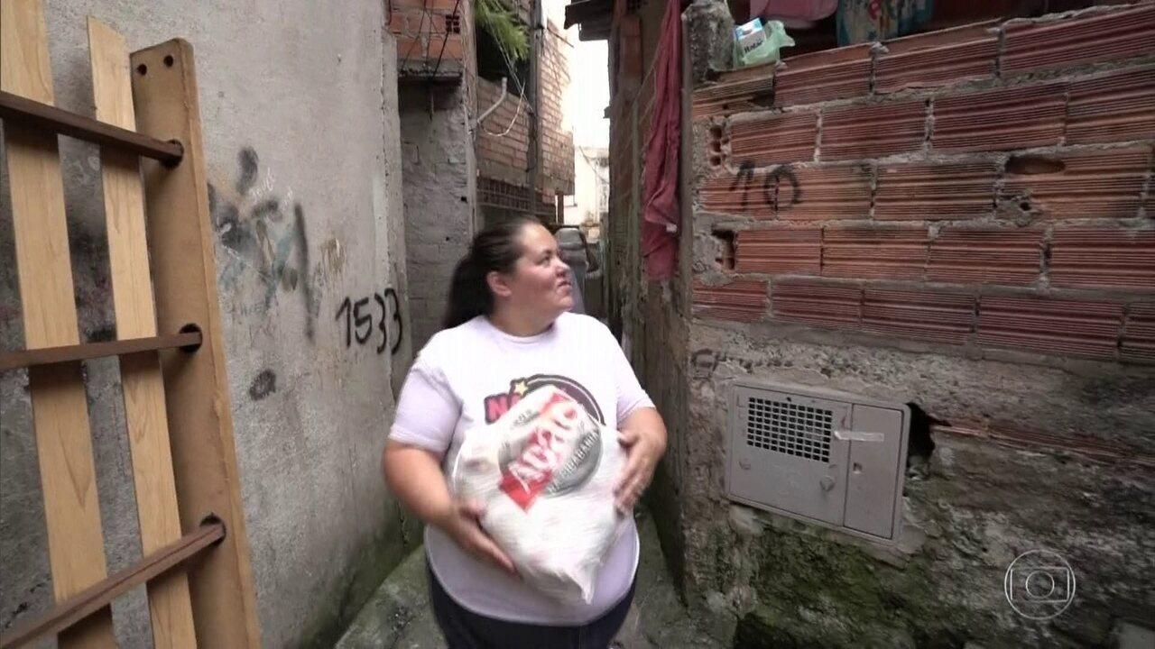'Natal sem fome' tem rede de mobilização por todo país