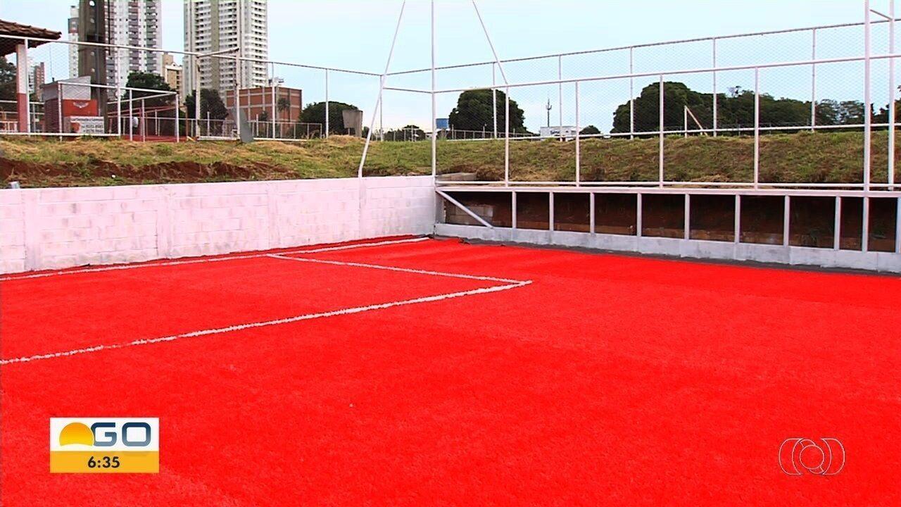 Escolinha do Vila Nova terá gramado vermelho 3b393eefe0010