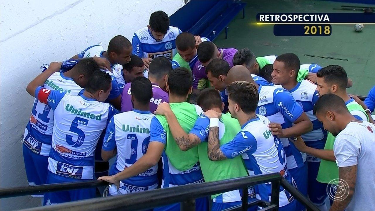 São Bento fecha 2018 com retorno à Série B após 30 anos e decepção no Paulista