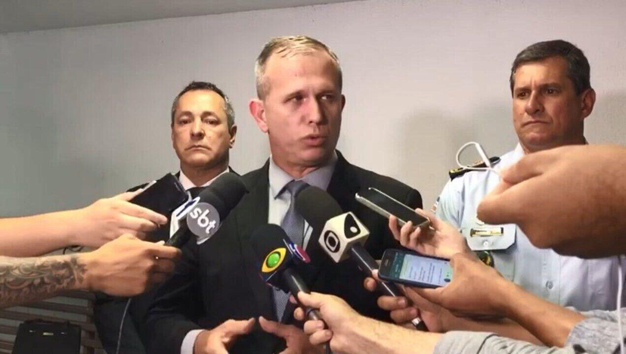 Secretário Nylton Rodrigues explica como ex-governador foi morto