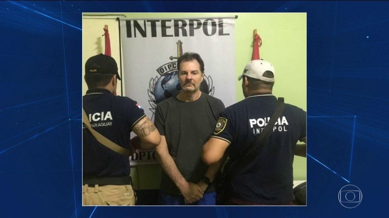 Polícia do Paraguai prende doleiro brasileiro denunciado na Lava Jato do RJ