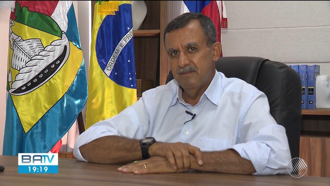 Prefeito de Barreiras faz balanço da administração em 2018 e adianta planos  para 2019 - G1 Bahia - BATV - Catálogo de Vídeos