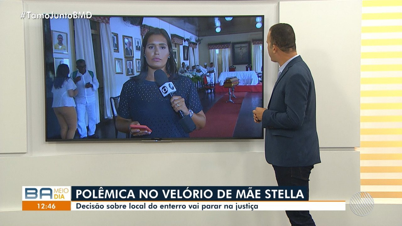 Morte de Mãe Stella de Oxóssi é envolvida em polêmica sobre o local do sepultamento