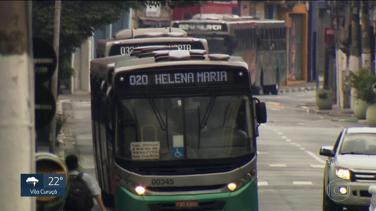 Ano começa com ônibus mais caro em 3 cidades