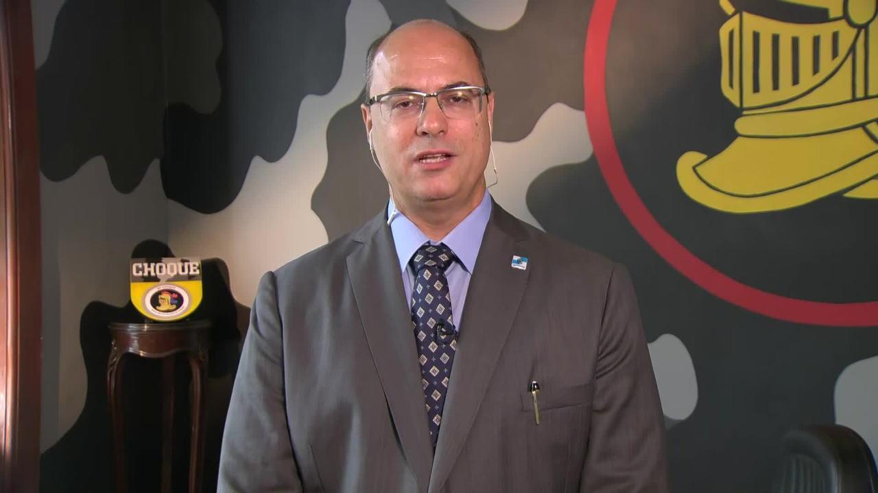'Vamos governar com austeridade', diz governador do RJ