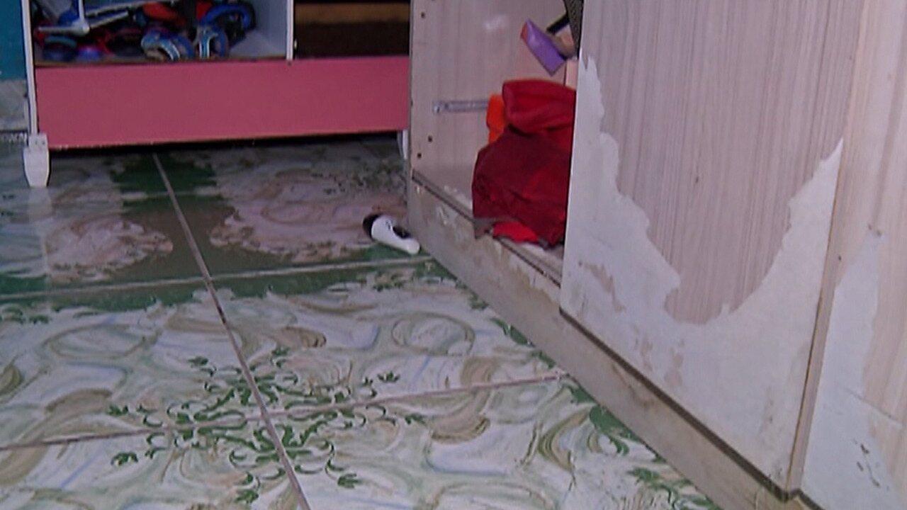 Alagamentos preocupam moradores de Ferraz de Vasconcelos
