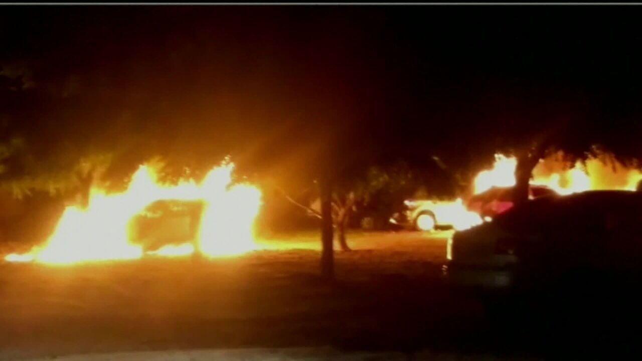Mais de 100 suspeitos são presos por ataques coordenados no Ceará