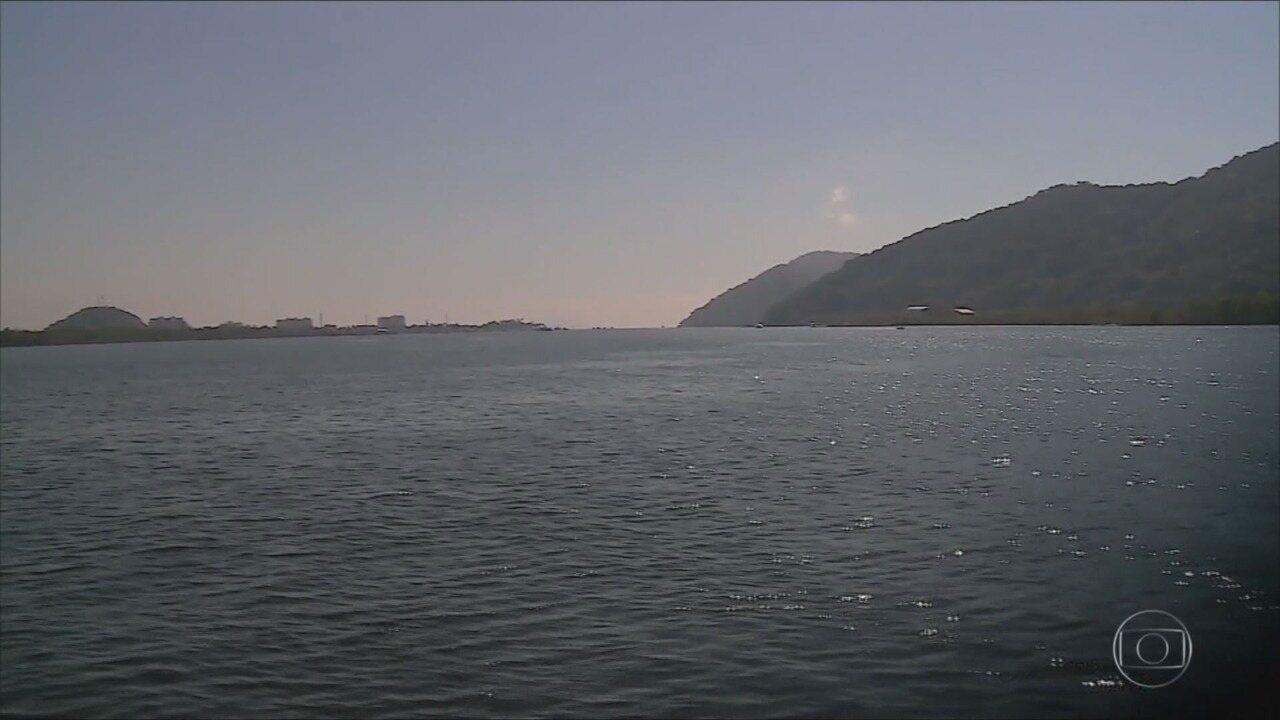 Canal de Bertioga é opção para quem deseja aproveitar as belezas da região