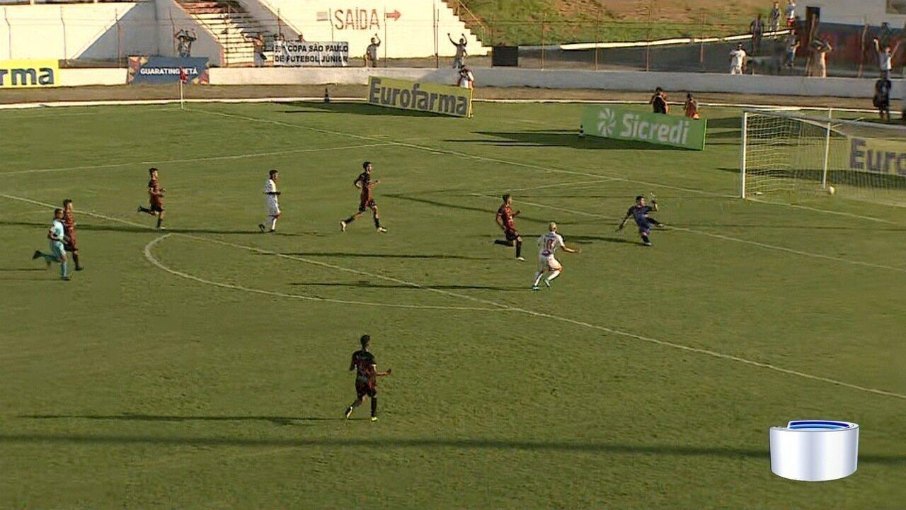 Manthiqueira vence Real Ariquemes com gol no último lance e garante classificação