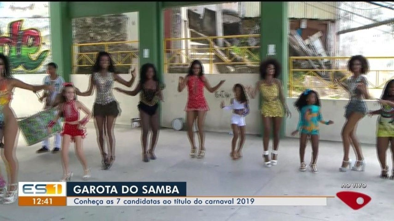 Conheça as 7 candidatas ao título do carnaval 2019