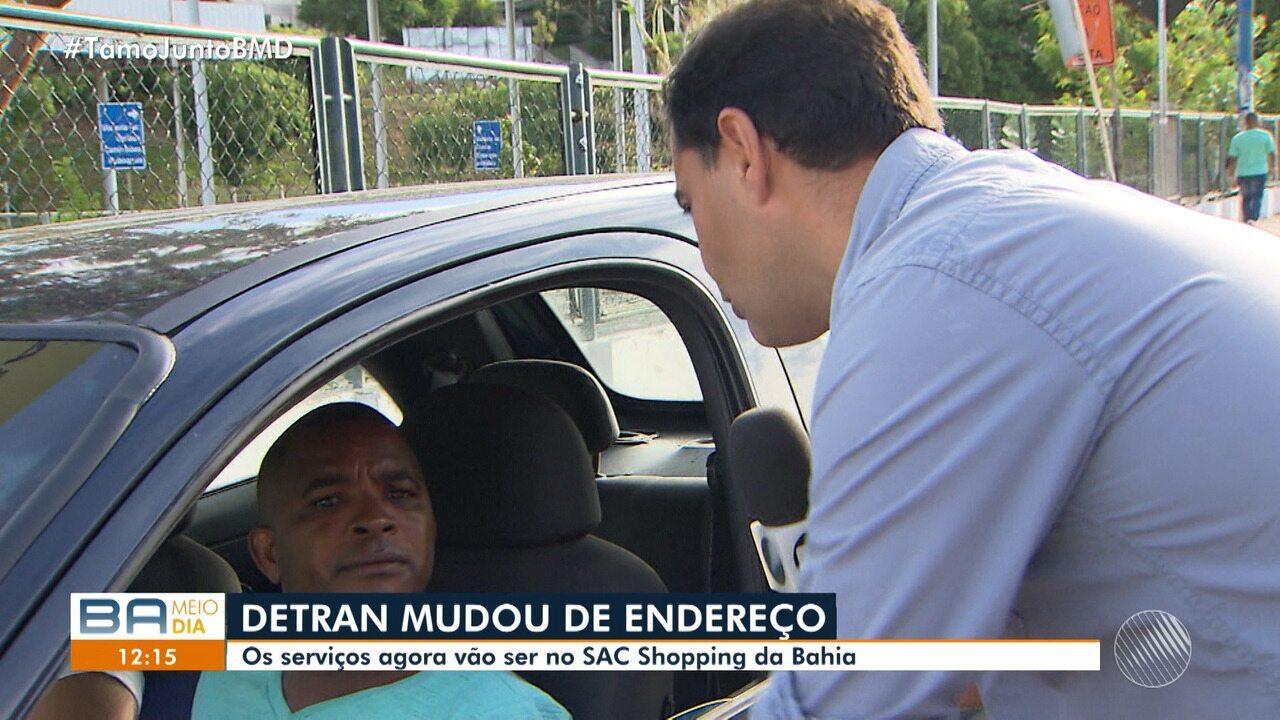 Motoristas são pegos de surpresa após mudança no atendimento do Detran em Salvador