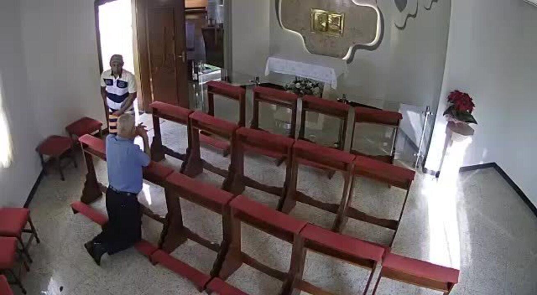Idoso é assaltado dentro de capela em Lucas do Rio Verde (MT) ao fazer oração
