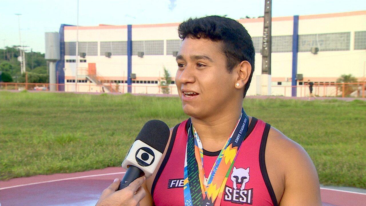 De férias em Manaus, Brendow Christian se prepara para competições internacionais em 2019