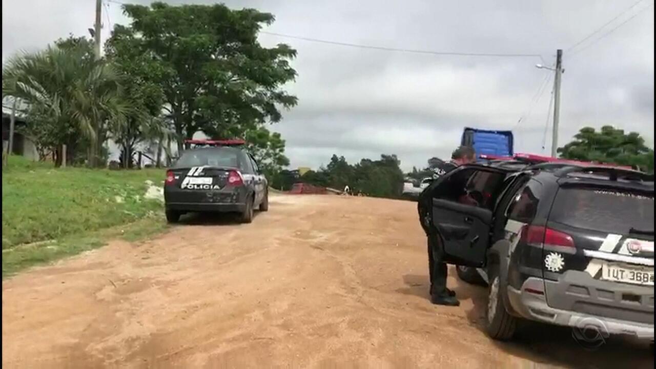Cinco são presos durante operação da Polícia Civil em Aceguá
