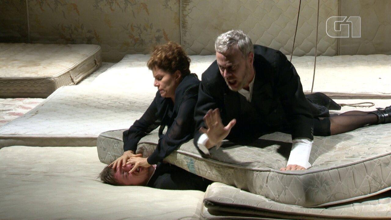Debora Bloch e Guilherme Weber estrelam peça inspirada em textos latino-americanos