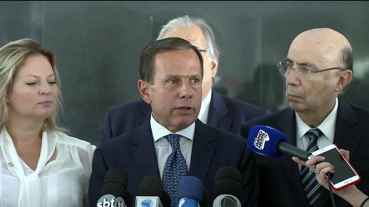 João Doria anuncia que pretende fechar o aeroporto Campo de Marte