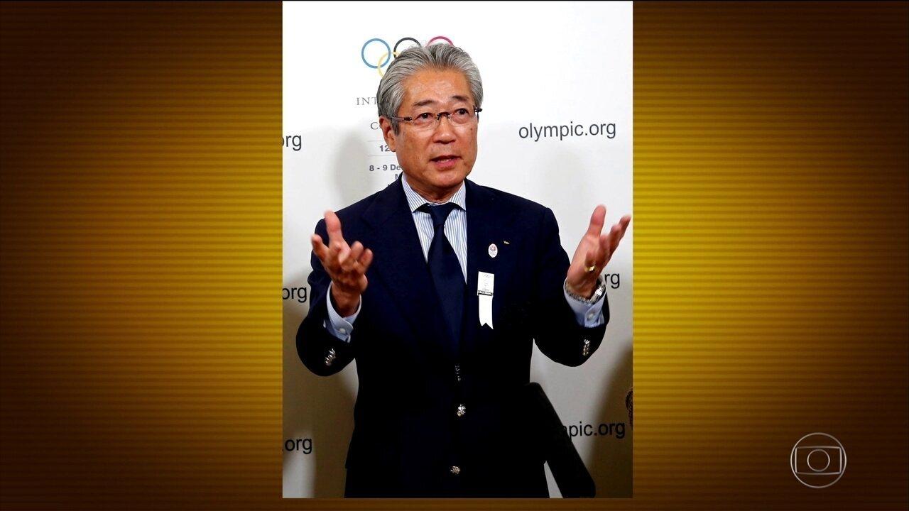 Presidente do Comitê Olímpico Japonês é indiciado por corrupção