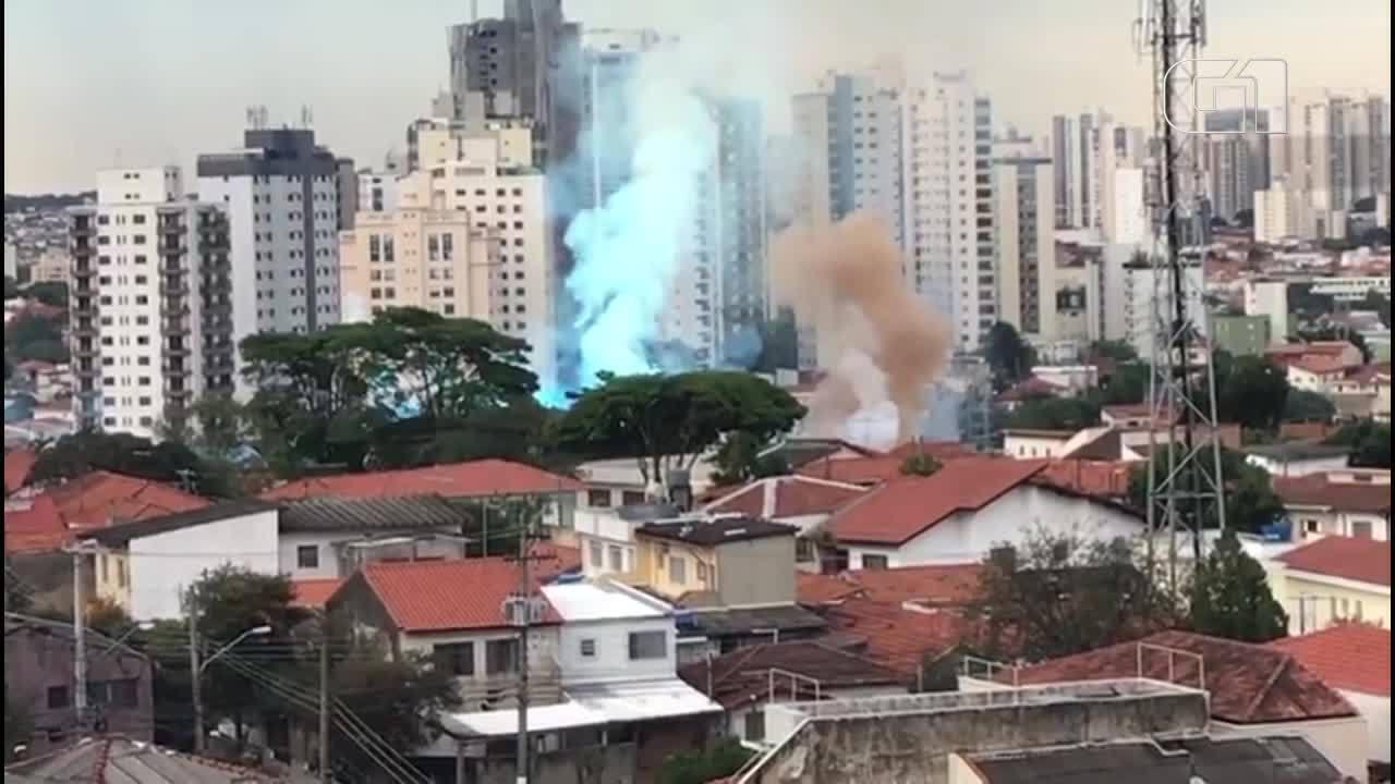 Transformador explode e deixa moradores sem energia elétrica na Zona Sul de SP
