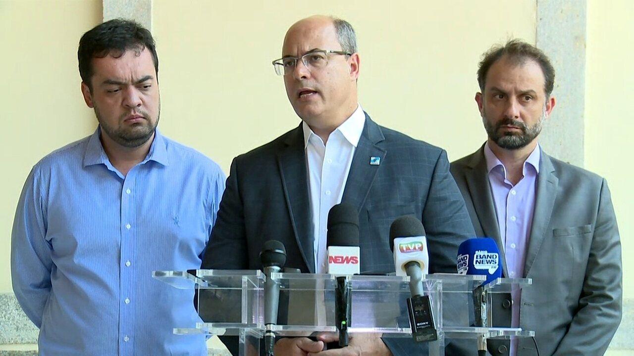 Governador do RJ diz que assassinos de Marielle podem ser presos até o final de janeiro