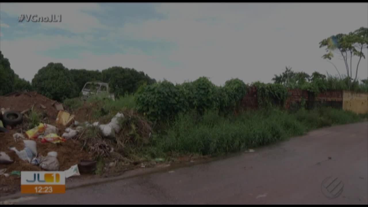 Pátio do Canil da Guarda de Belém acumula carcaças de veículos